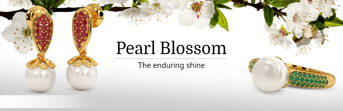 Pearl Blossom Collection