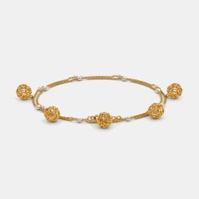 The B Iconic Convertible Charm Bracelet
