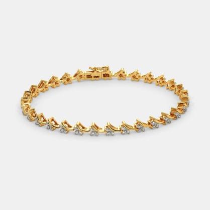 The Finn Tennis Bracelet
