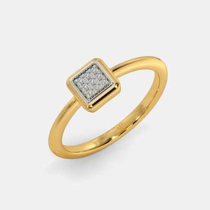 The Iola Pave Ring