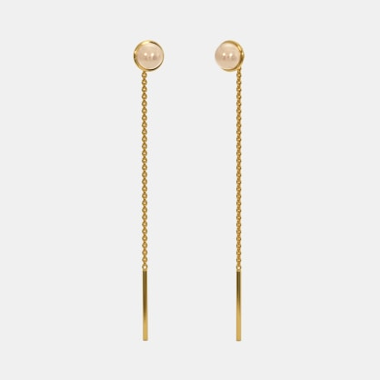 The Mustika Sui Dhaga Earrings