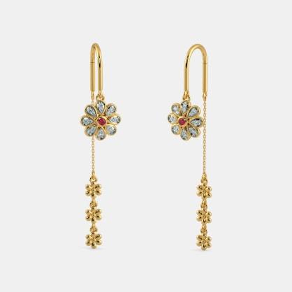 The Siya Sui Dhaga Earrings
