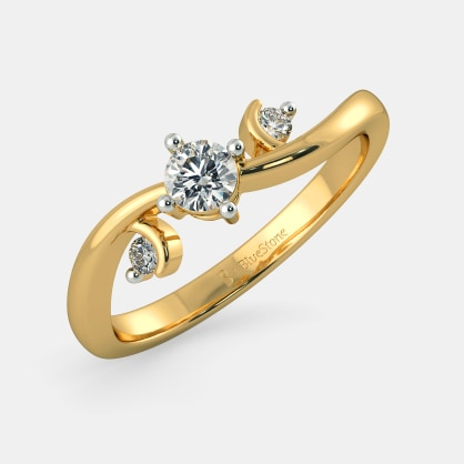 The Triad Flourish Ring