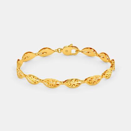 The Indira Gold Bracelet
