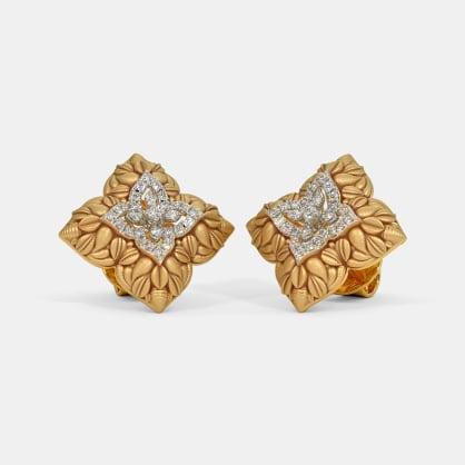 The Halaya Stud Earrings