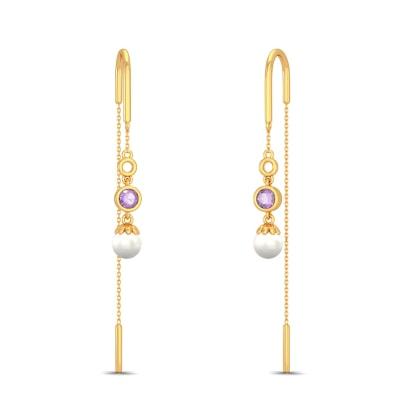 The Shanthi Sui Dhaga Earrings