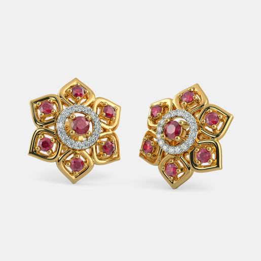 The Dharmista Stud Earrings
