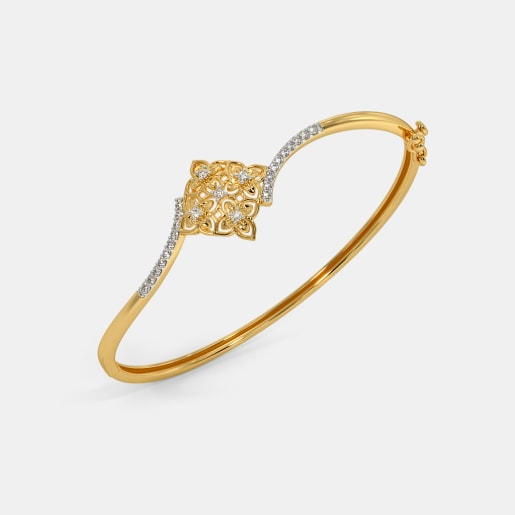 The Dulce Oval Bangle