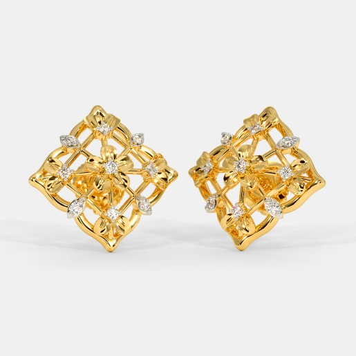 The Navah Stud Earrings