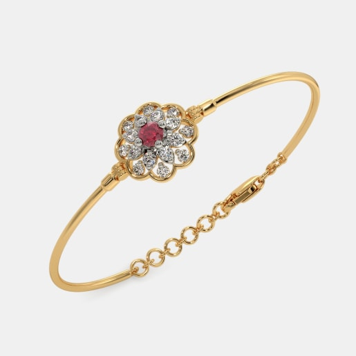 The Odalis Oval Bangle
