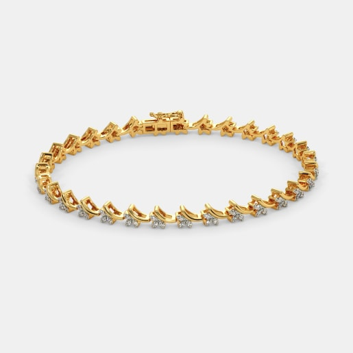 The Finn Tennis Bracelet