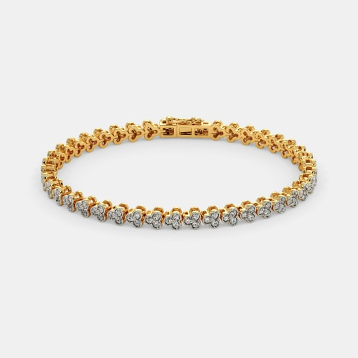 The Avivan Tennis Bracelet