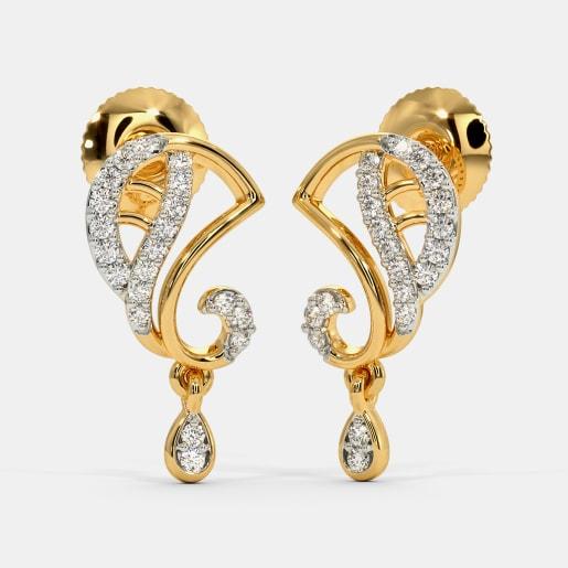 The Acela Stud Earrings