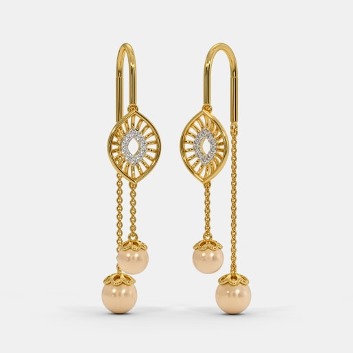 The Permata Sui Dhaga Earrings
