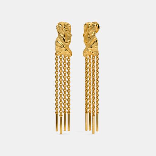 The Deebe Dangler Earrings