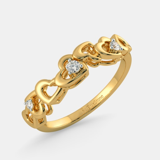 The Hearts Symphony Ring