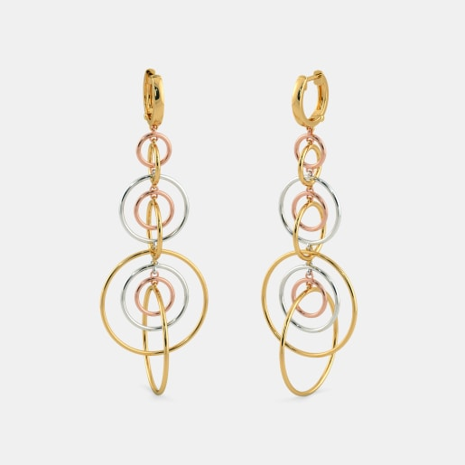 The Playful Enticing Drop Earrings