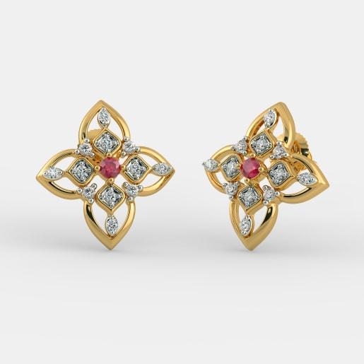The Kshanika Stud Earrings