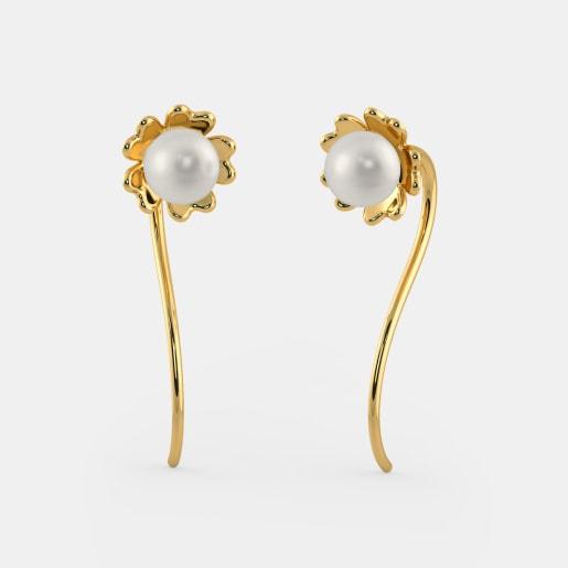 The Odelle Wire Earrings