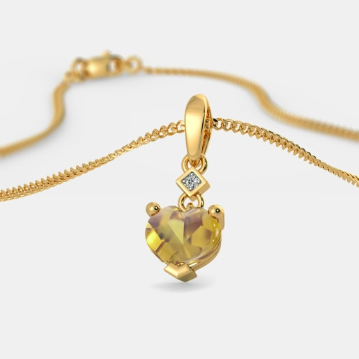 The Love Struck Pendant