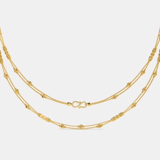 The Janiya Gold Chain