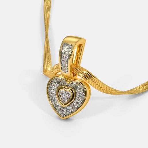 The Mini Heart Pendant