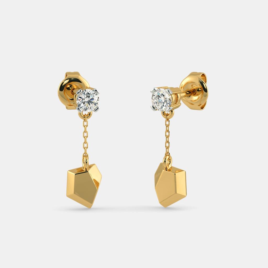 The Fervour Drop Earrings