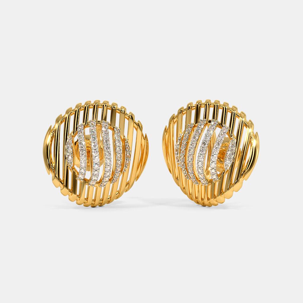 The Riyaana Stud Earrings
