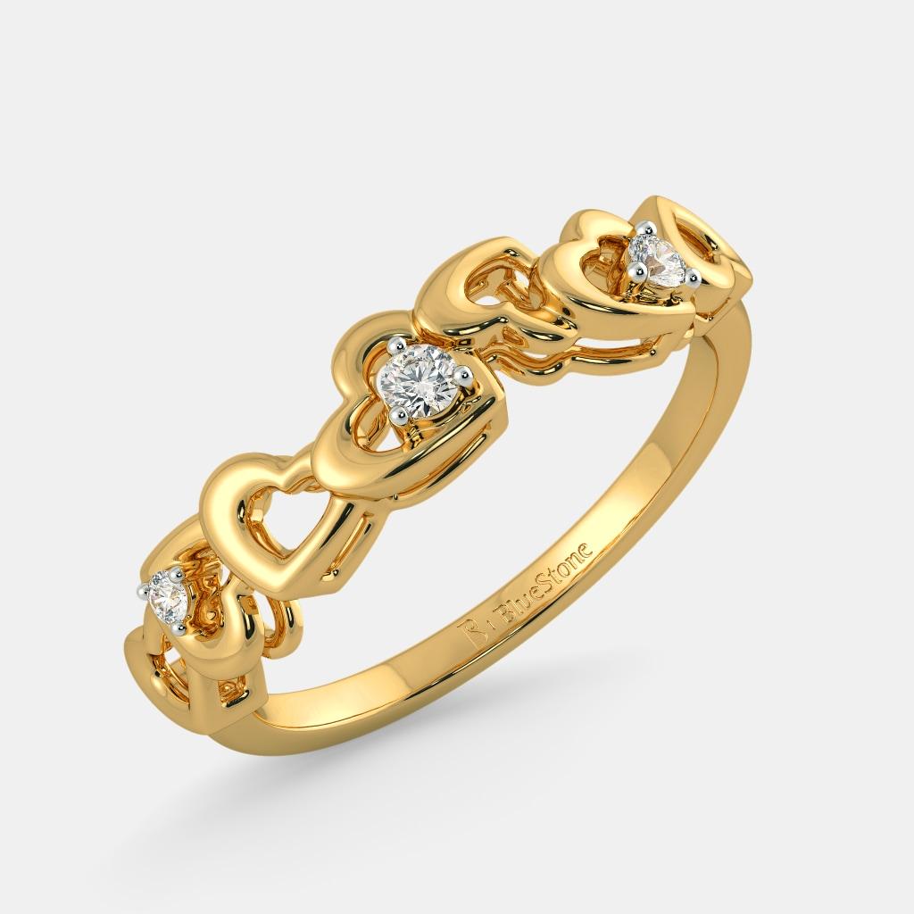 The Hearts Symphony Ring