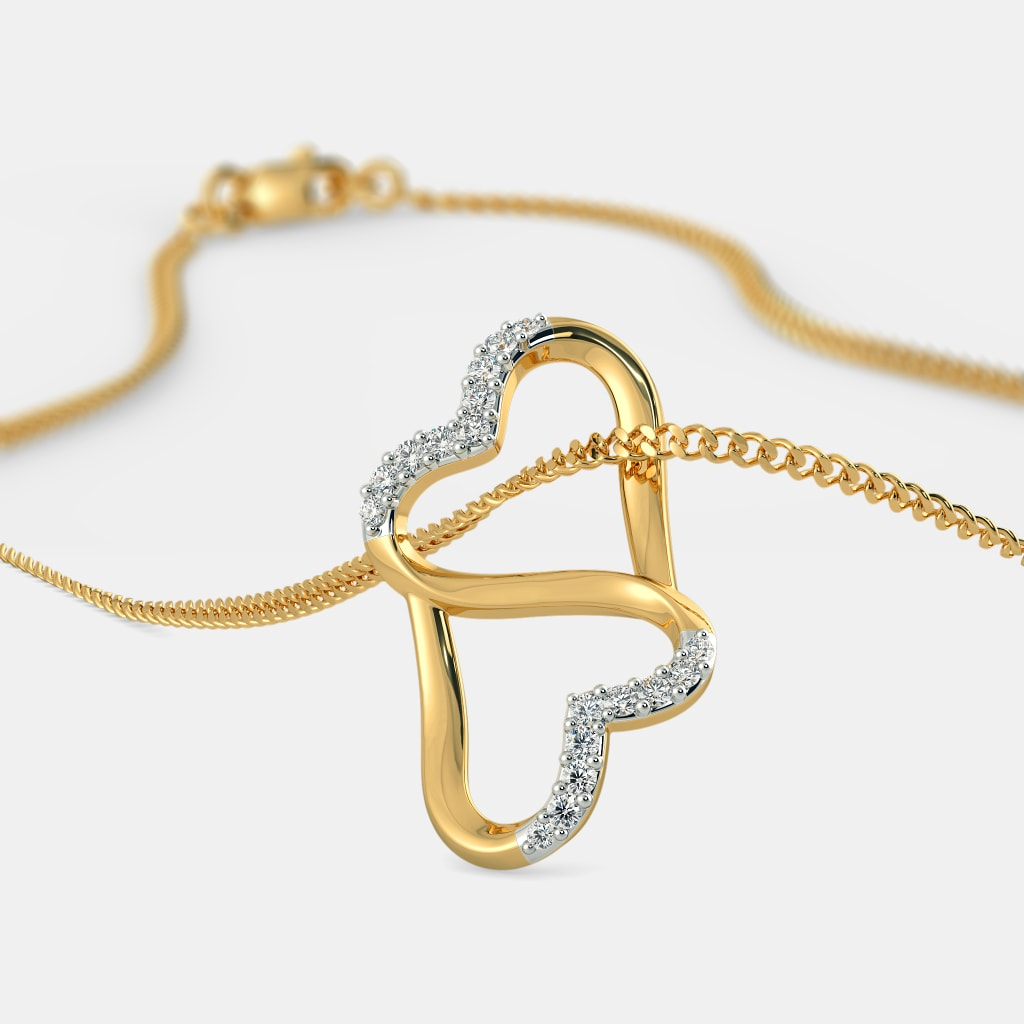 The Heart Infinity Pendant