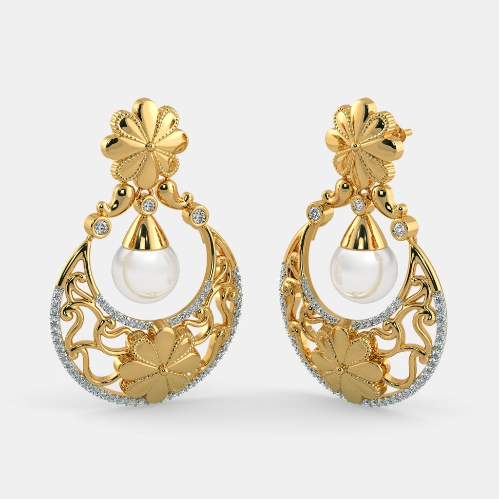The Naema Chand Bali Earrings