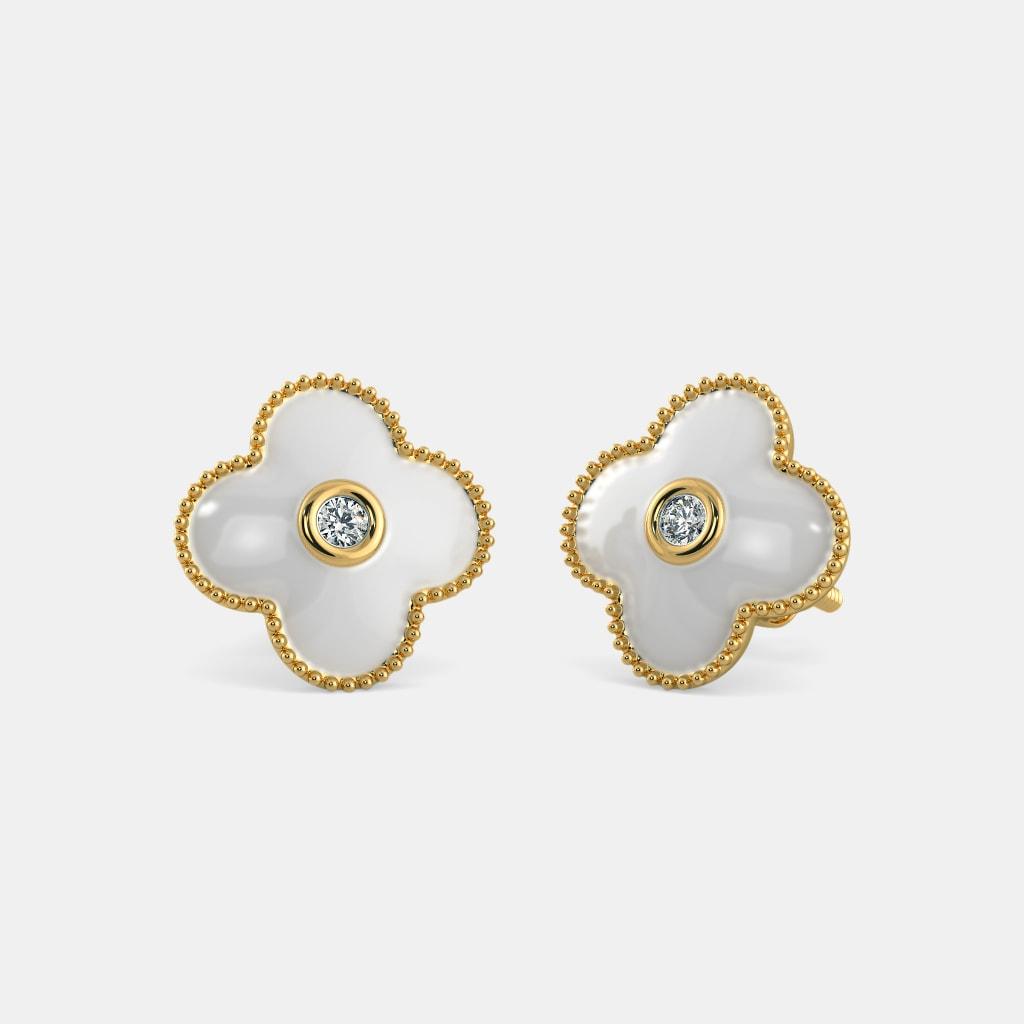 The Charlynn Stud Earrings