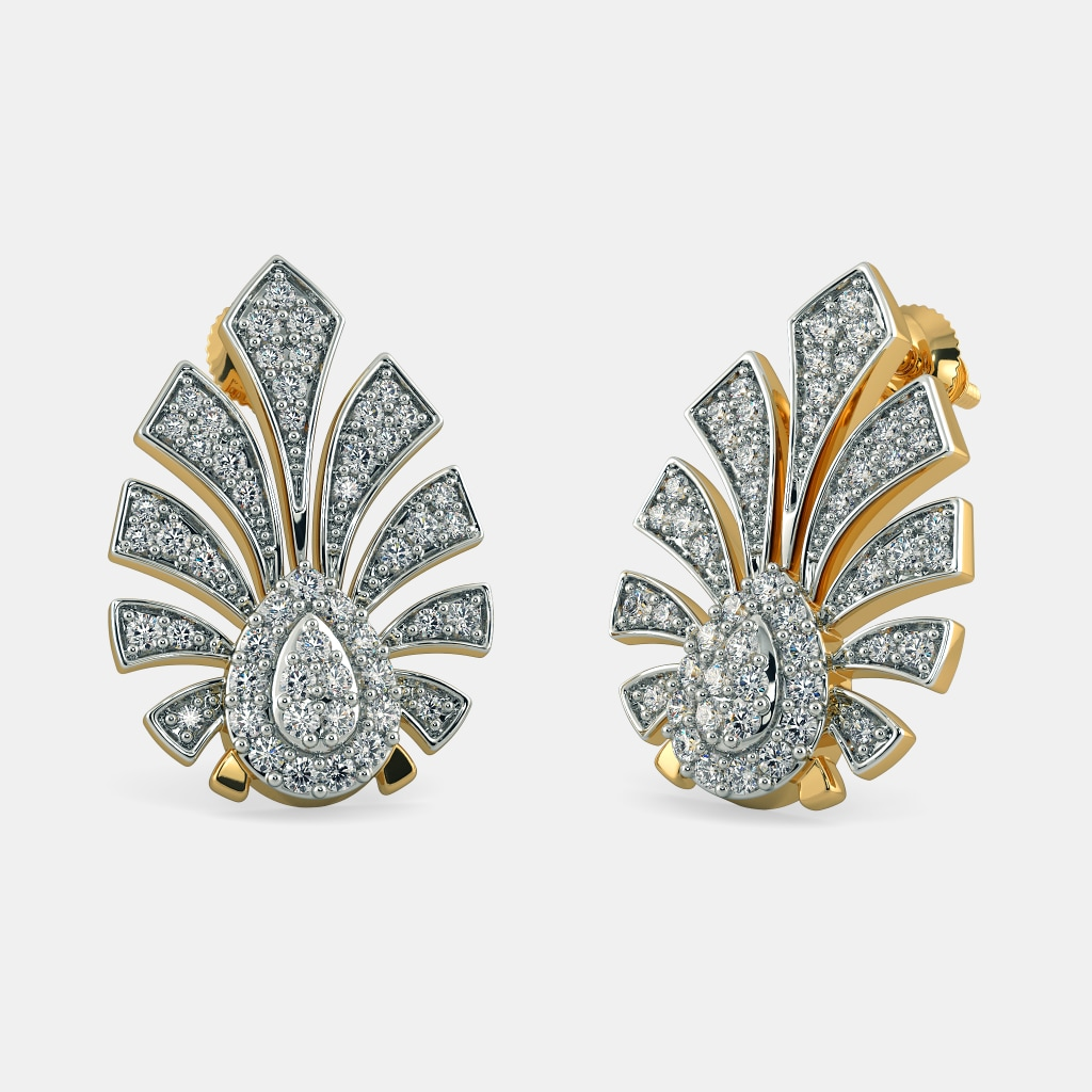 The Mayurakshi Earrings