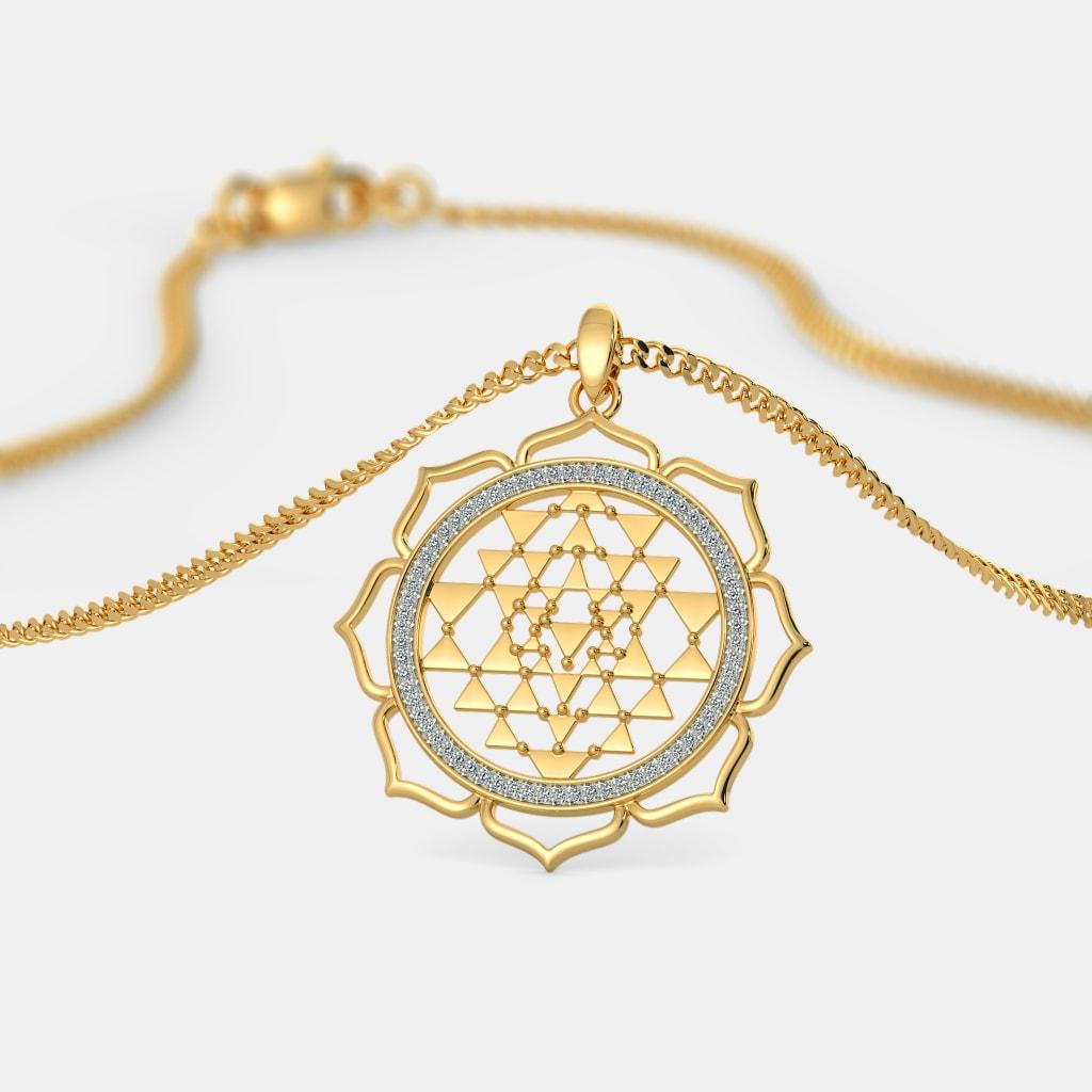 The Kuber Dhan Pendant