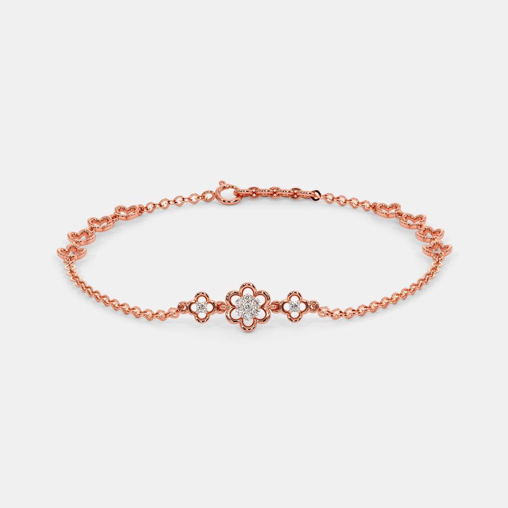The Foral Bracelet