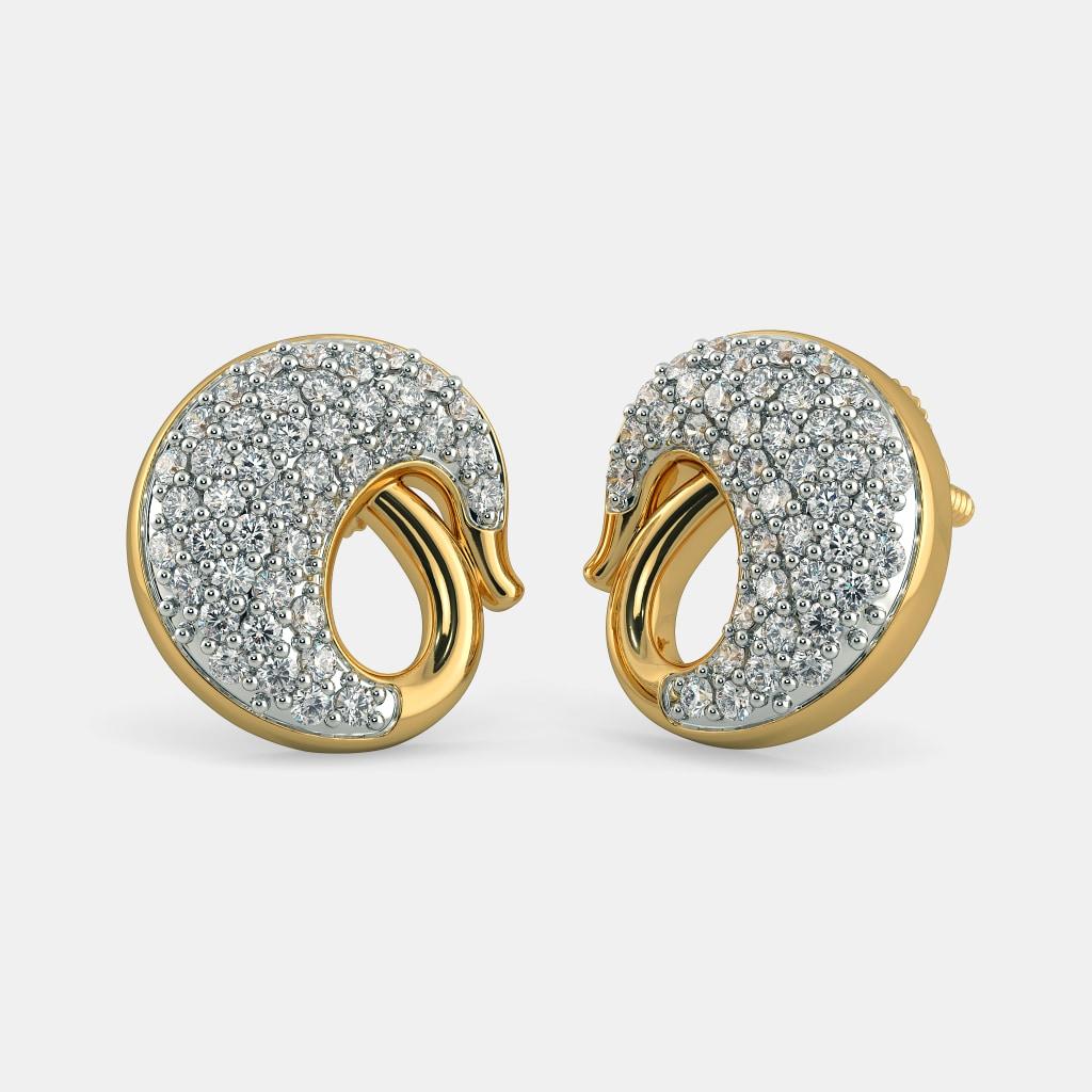 The Mayur Earrings