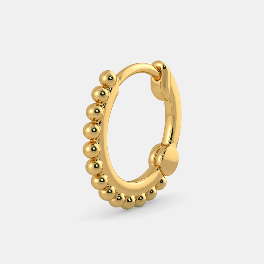 97d65948c The Kosara Nose Ring | BlueStone.com