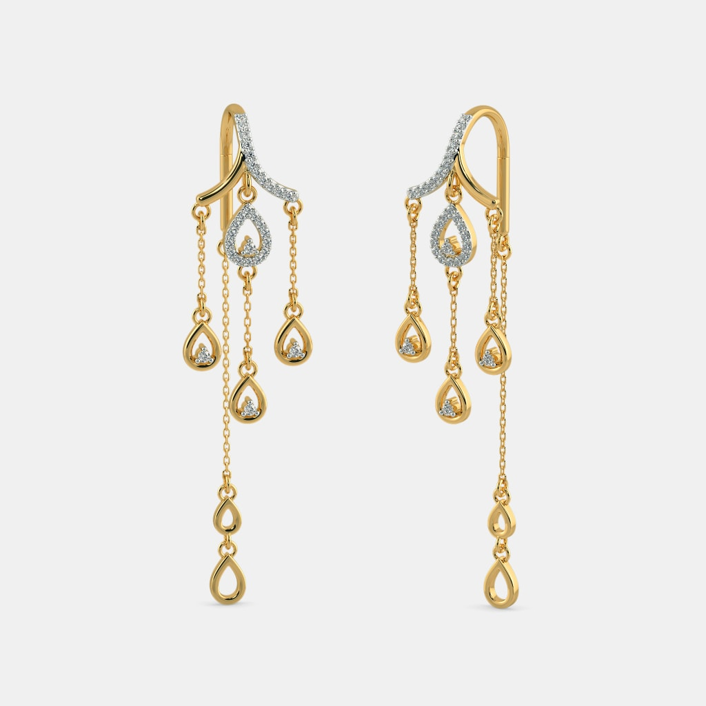 The Ornate Affair Earrings