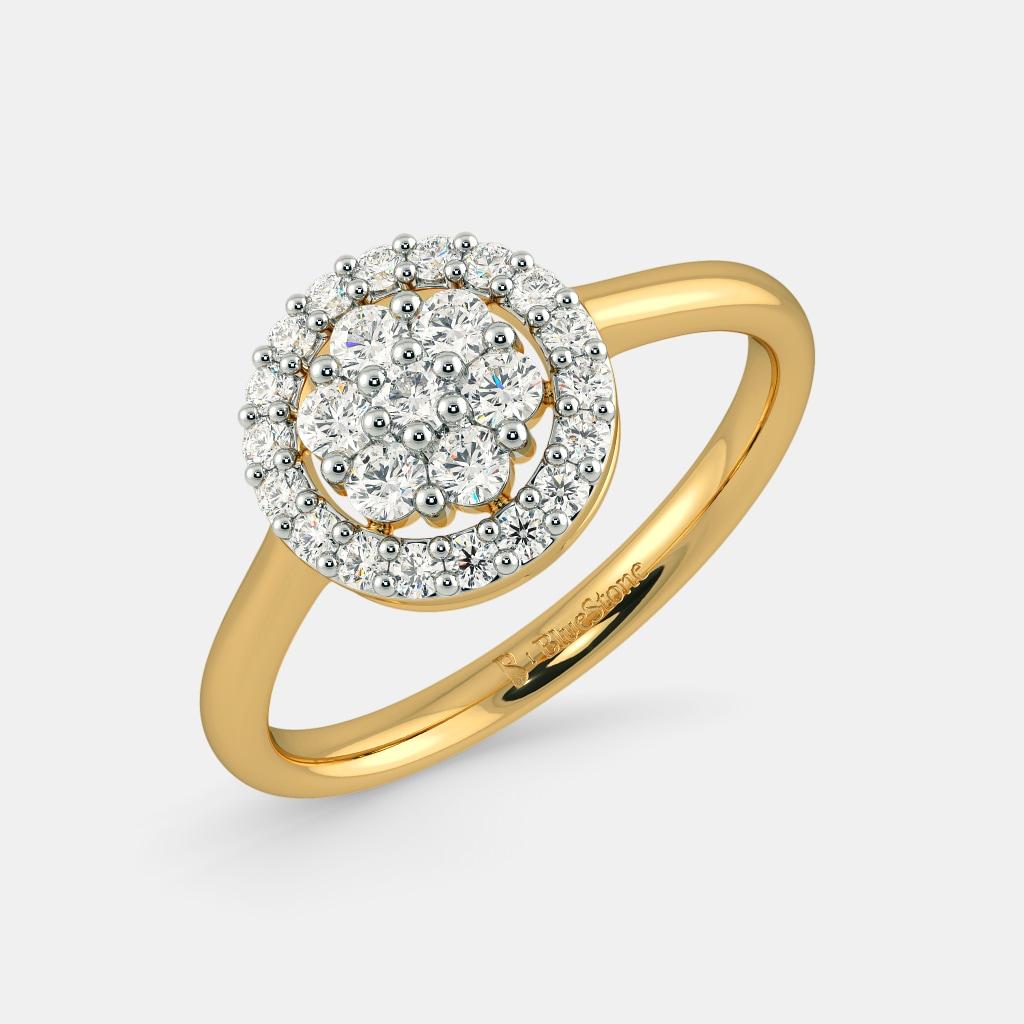 The Caricia Composite Diamond Ring