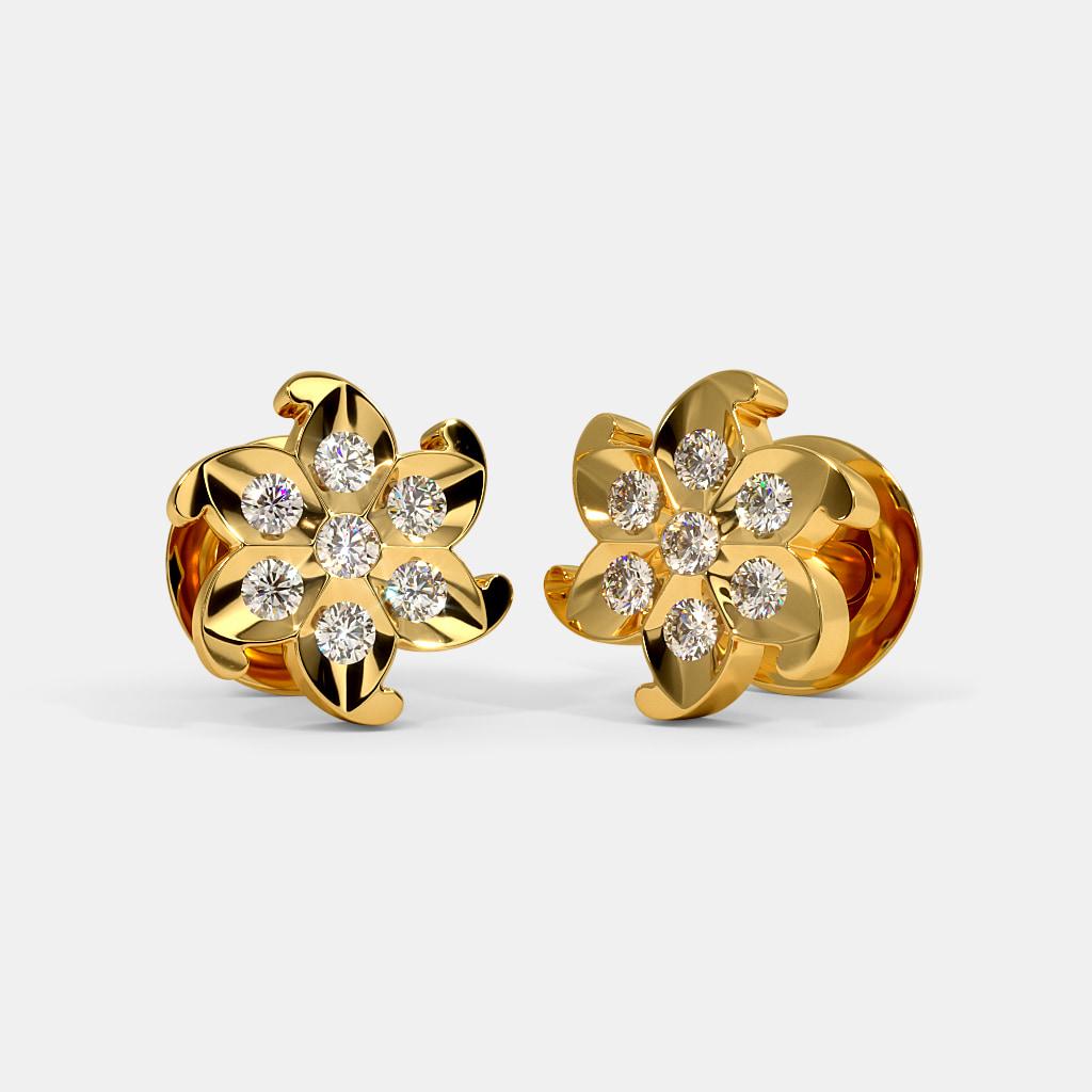 The Harshi Stud Earrings