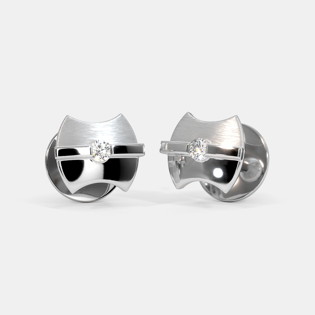 The Barret Stud Earrings