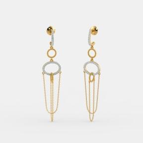 The Aliya Drop Earrings