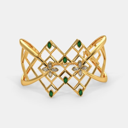 The Mehrnaaz Cuff Bangle