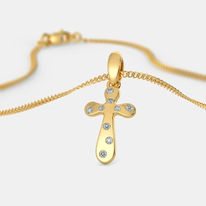 The Aden Cross Pendant