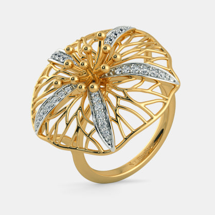 The Muscari Ring