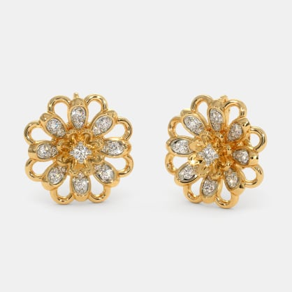 The Rachelle Multiwearable Stud Earrings