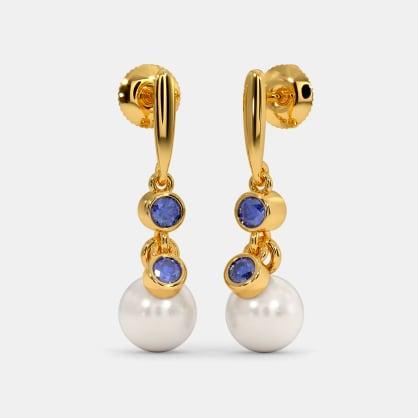 The Farah Drop Earrings