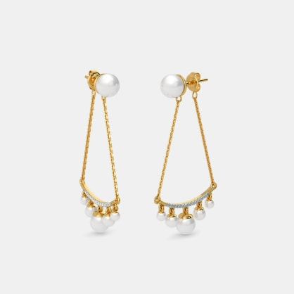 The Akula Earrings