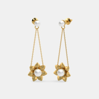 The Nayah Drop Earrings