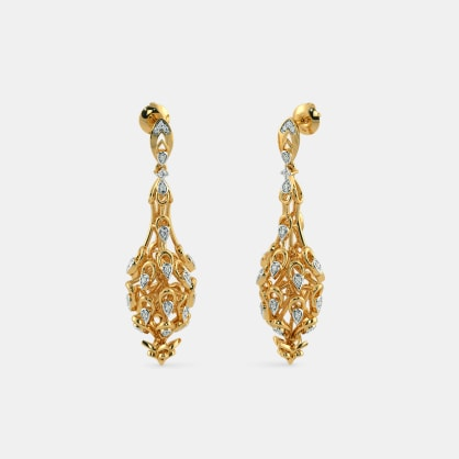 The Zahiya Drop Earrings